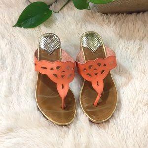 Sam & Libby wedge type sandals